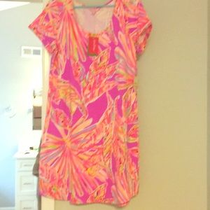 Lilly Pulitzer Tammy Dress - size L.
